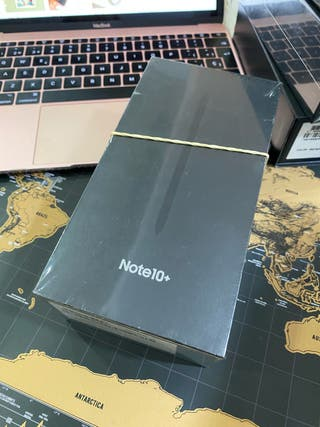Samsung galaxy note 10 plus 256gb precintado