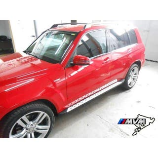 ESTRIBERAS LATERALES MERCEDES GLK X204 0