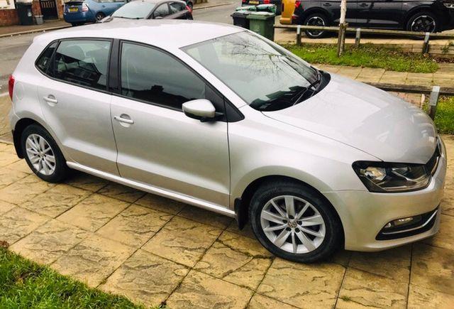 Volkswagon VW polo 2015