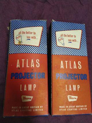 Lampara proyector ATLAS