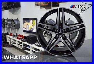 Llantas 16 Mod CL Black Mercedes 5X112