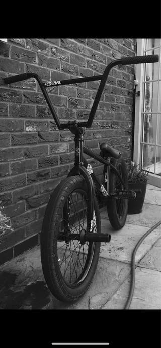WeThePeople/Fit Custom BMX Bike