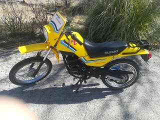 Suzuki minicroos