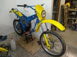 despieze de Puch Cobra m82