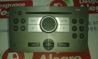 SISTEMA AUDIO / RADIO CD OPEL ASTRA H BERLINA