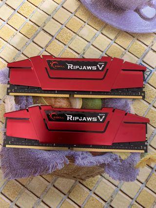 Memoria RAM DDR4 32 GIGAS