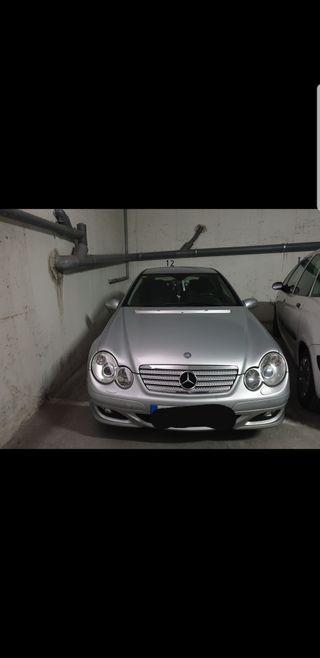 Mercedes-Benz sport coupe 2006