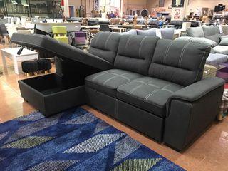 Sofá cama chaise longue Farrar NEW 673*787*981 Vi