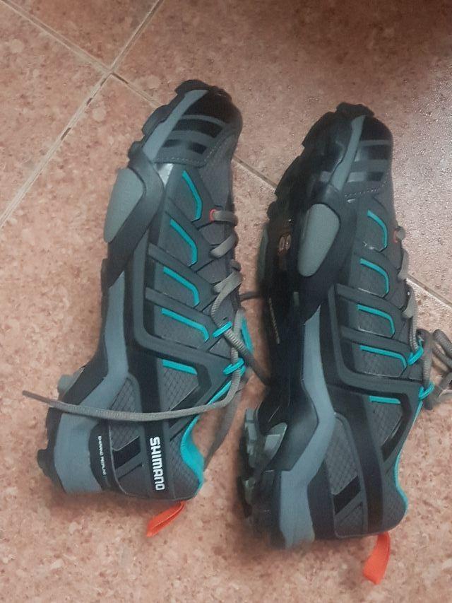 zapatillas bici montaña