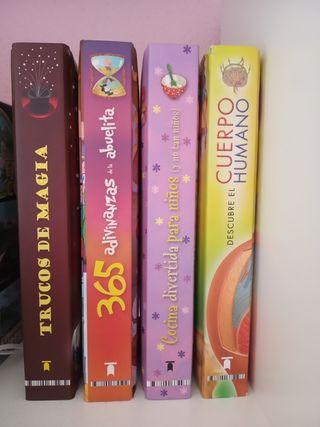 Lote de libros infantiles. También sueltos
