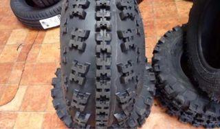 Pack neumáticos quad nuevos