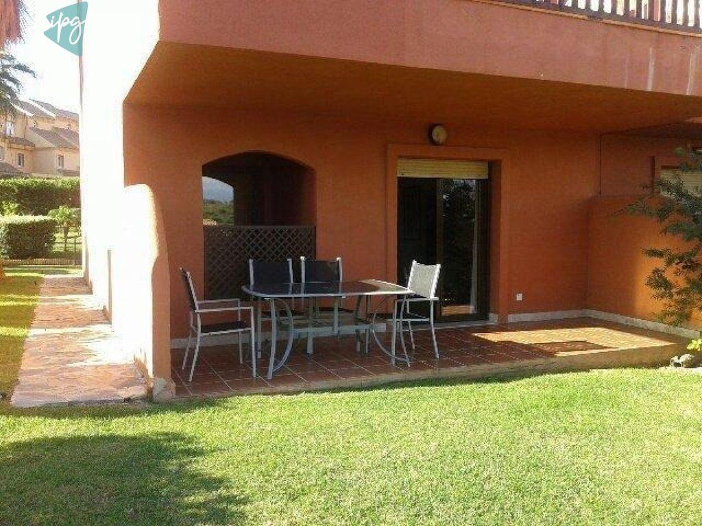 Apartamento en Urb. privada con piscina (Buenas Noches, Málaga)