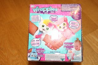 Peluche Wrapples little live pets