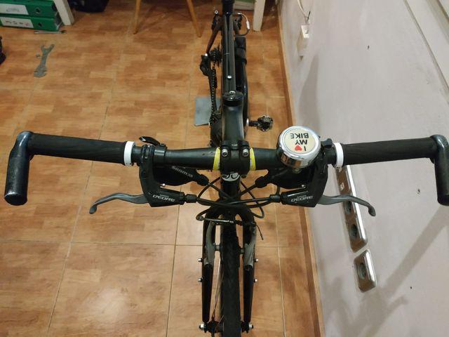 Bici urbana hibrida - talla 51...