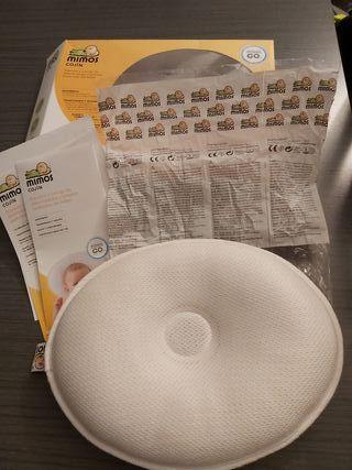 Cojin Mimos bebés para prevención plagiocefalias