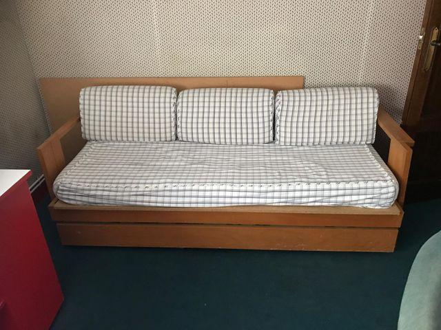 cama nido diseño años 70 JOrdi Vilanova