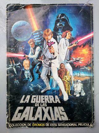 Album completo La Guerra de las Galaxias (1977)