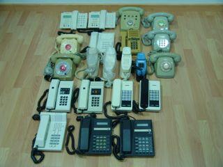 COLECCIÓN TELEFONOS ANTIGUOS