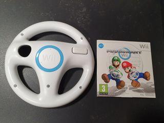 Mario Kart + Volante original