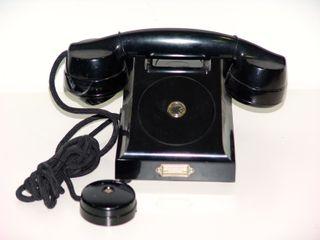 TELÉFONO ERICSSON DE BAQUELITA