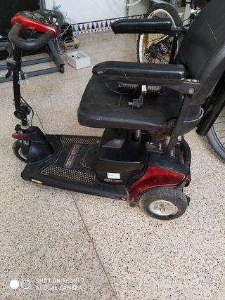 Silla eléctrica movilidad