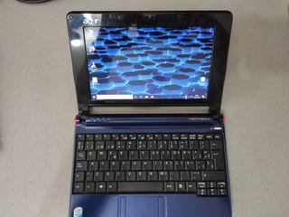 Mini Portatil Acer Aspire One zg5