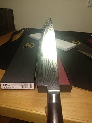 Juego de 2 cuchillos SHUN nuevos