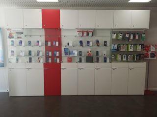 venta mobiliario Vodafone
