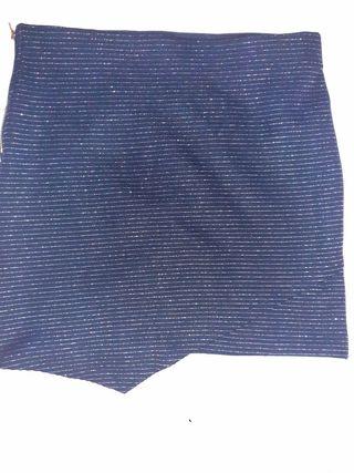 falda asimétrica m