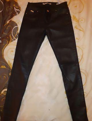 pantalon encerado 38
