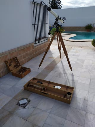 Telescopio polarex