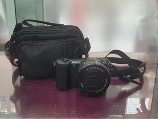 Cámara Evil Sony Alpha 5100 Con Objetivo 16-50 Mm