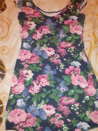 vestido floral s
