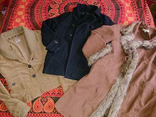 Abrigo, chaqueta, americana mujer