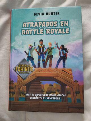 Libro Atrapados en Battel Royal FORNITE