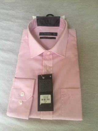 Camisa rosa sin estrenar talla L
