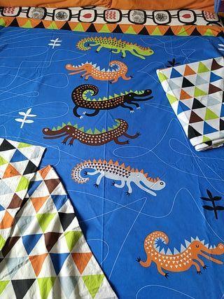 fundas nórdicas, nordicos, alfombras