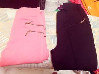 pack 2 pantalones/leggins s