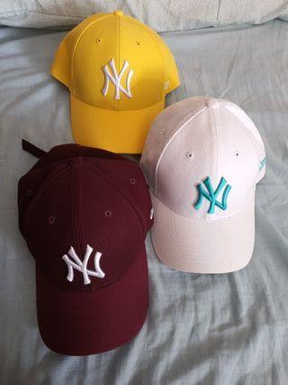 Gorras NY
