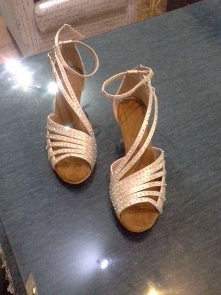 Zapatos de baile ,nuevo!