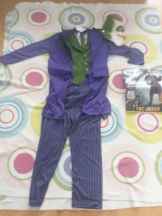 Disfraz de The Joker