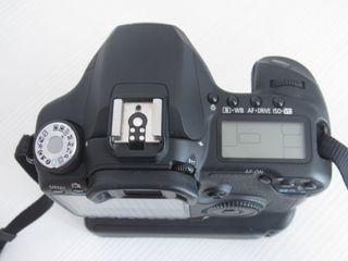 Cámara Digital Canon EOS 50D + Objetivo