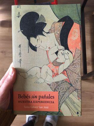 Libro: Bebés sin pañales