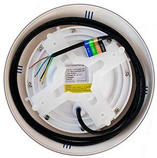 Foco LED de superficie RGBV+ 4 Hilos para Piscina