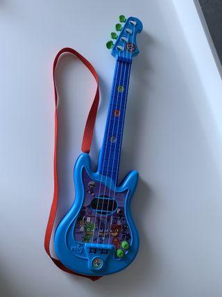 PJMasks Guitarra infantil