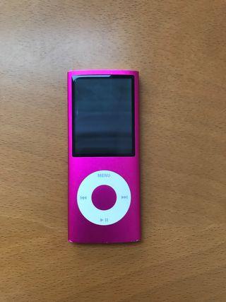 Ipod nano rosa 4GB y altavoz JBL