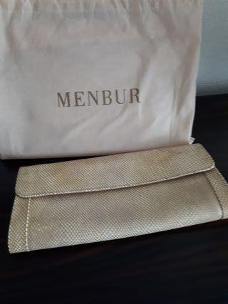 cartera bolso de Menbur.