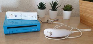 Wii azul