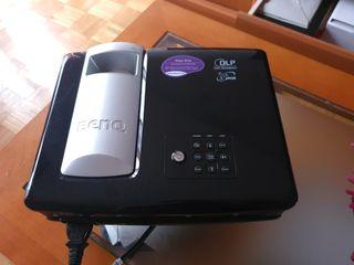 Proyector Benq MP525 negro mate. alta calidad.