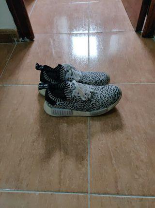 zapatillas adidas nmd r1 zebra